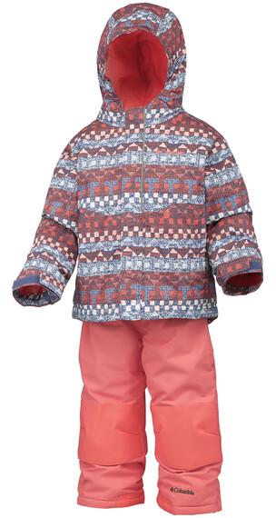 Columbia Buga Set Toddlers Bluebell Fairisle